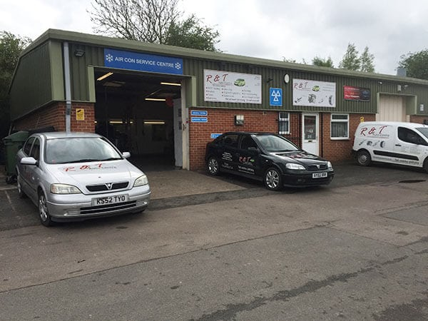 R and T Autocentre Melton Mowbray