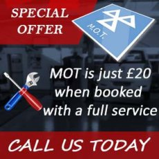 MOT and Service Offer
